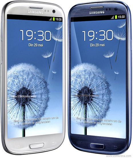Samsung Galaxy S III Advantages and disadvantages Samsung-i9300-galaxy-s-iii-1