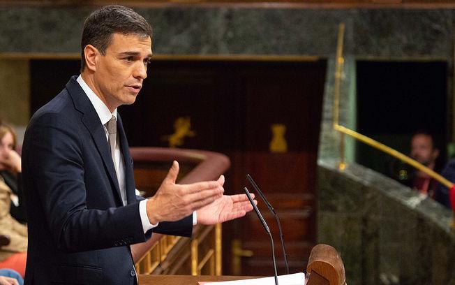 [XIII Legislatura] 2.º Debate de investidura de Pedro Sánchez. 9f036bed9070595cbd7d76ec65237749
