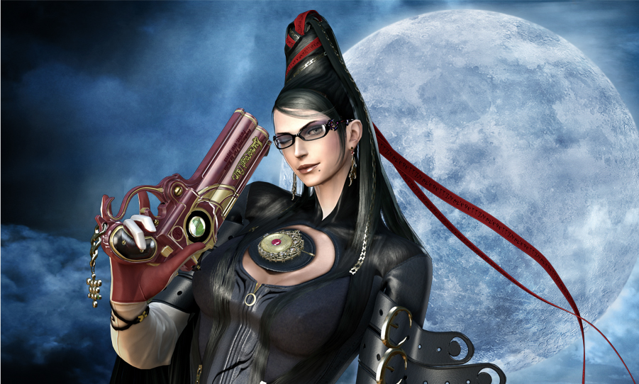 you favorite female gaming characters. - Page 2 Bayonetta_