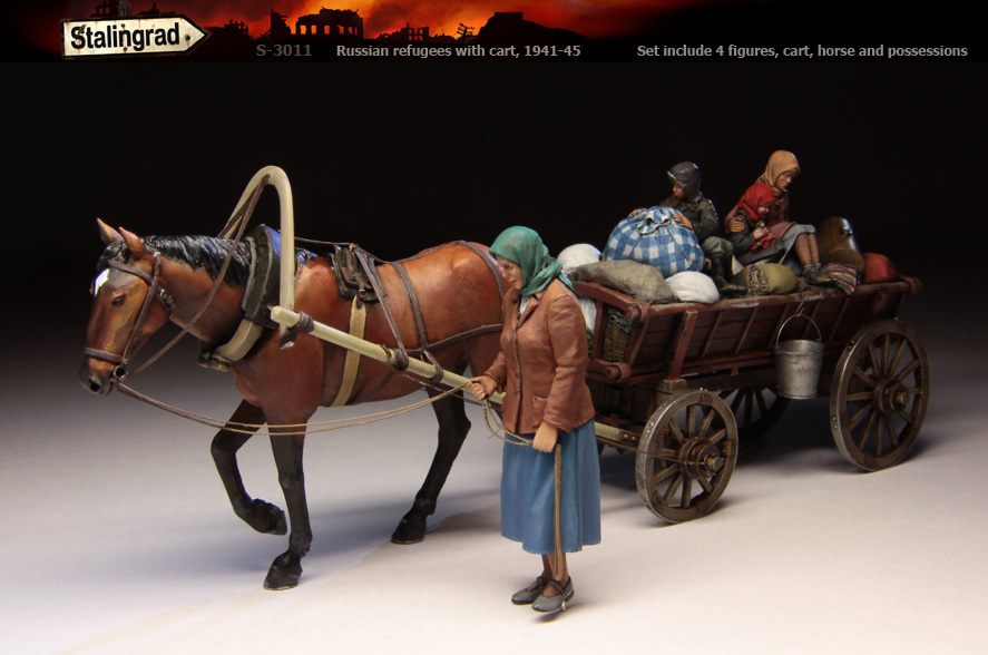New from Stalingrad Miniatures 3011-1