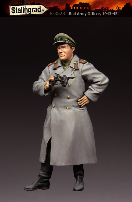 New from Stalingrad Miniatures 3573-1