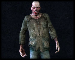 Bestiariusz Zombie