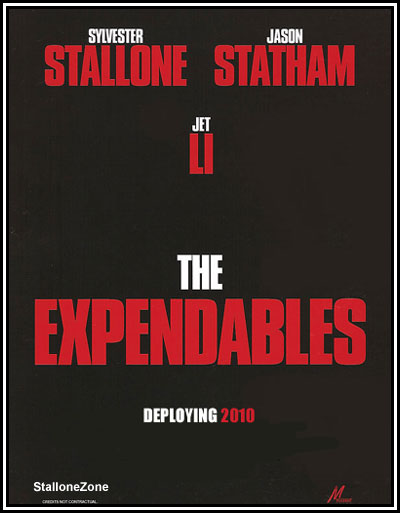 Sylvester Stallone's The Expendables 110708expendables_teaser