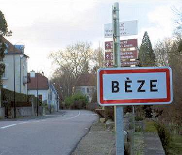 Pas de bol pour ces villes  Beze