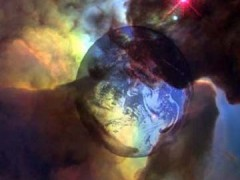 Galactic Cosmic Ray Volleys: A Coming Global Disaster Earthdust-240x180