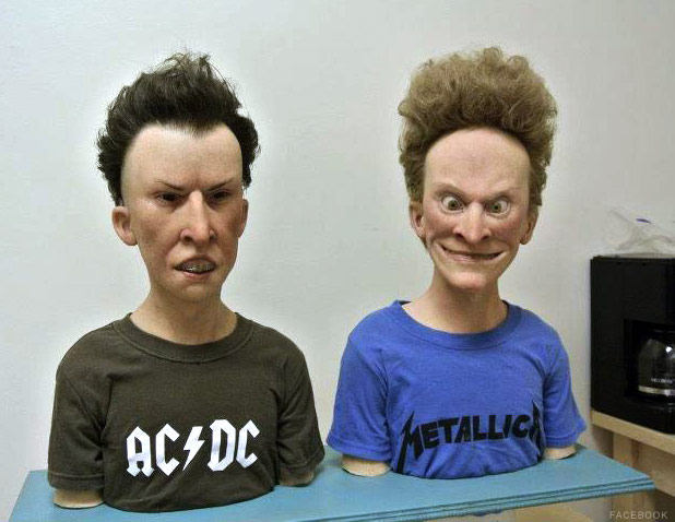 Most Under-appreciated Bands/Musicians. - Page 3 Beavis_and_Butt-Head_sculptures