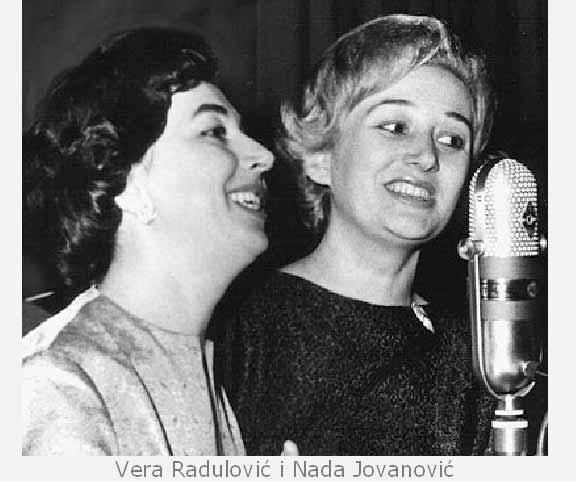 Istorija radio – pevanja narodne muzike 12-vera-radulovic