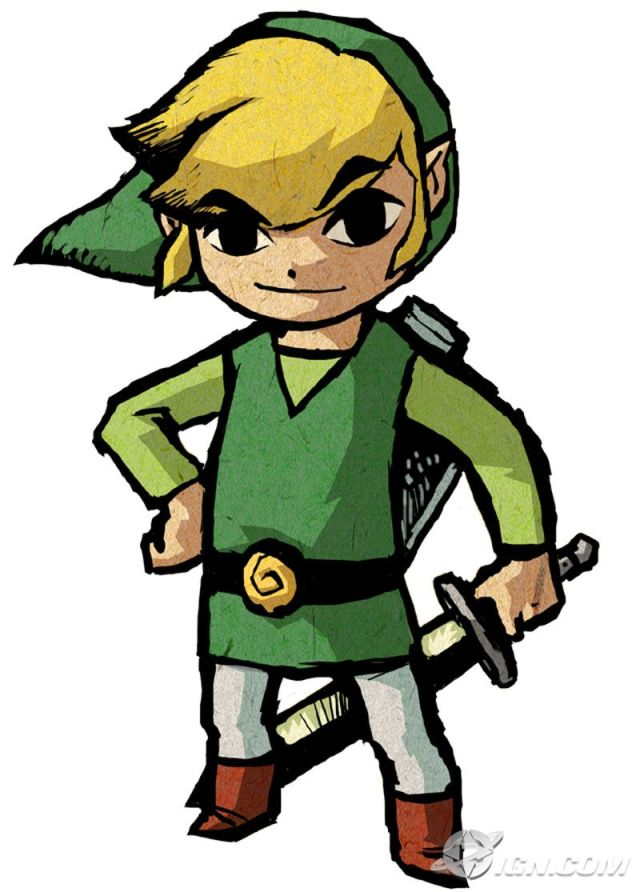 Toon Link , Le Personnage de L'éspoir Link-20070912082922471_640w