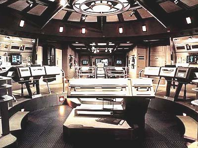 Star Trek Enterprise - Portal Bridge