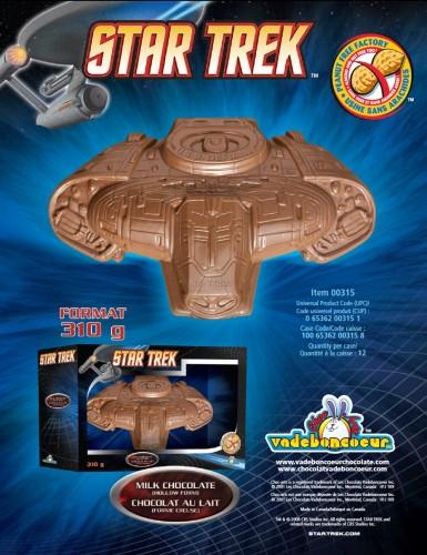Créations culinaires Star Trek 1959940412