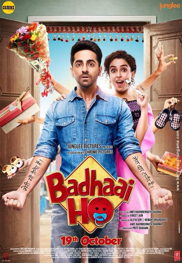BADHAAI - BADHAAI HO (2018) con Ayushmann Khurrana + Jukebox + Online Español Badhaai-Ho-5