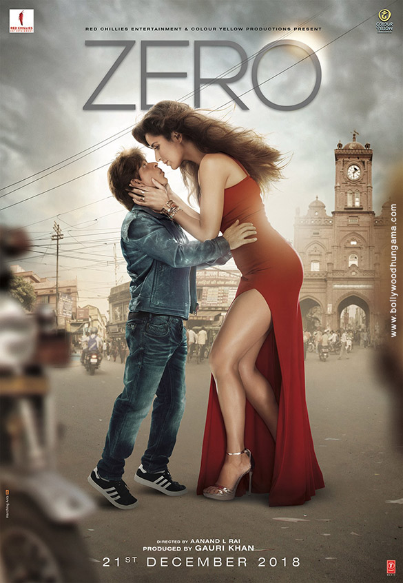 ZERO (2018) con Shah Rukh Khan + Jukebox + Sub. Español + Online Zero-2