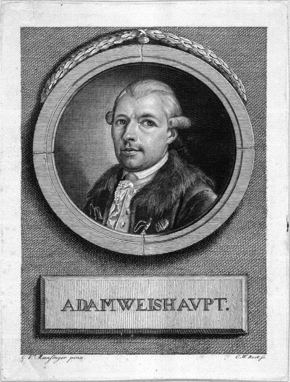 Illuminism, Freemasonry and the Great White Brotherhood Weishaupt
