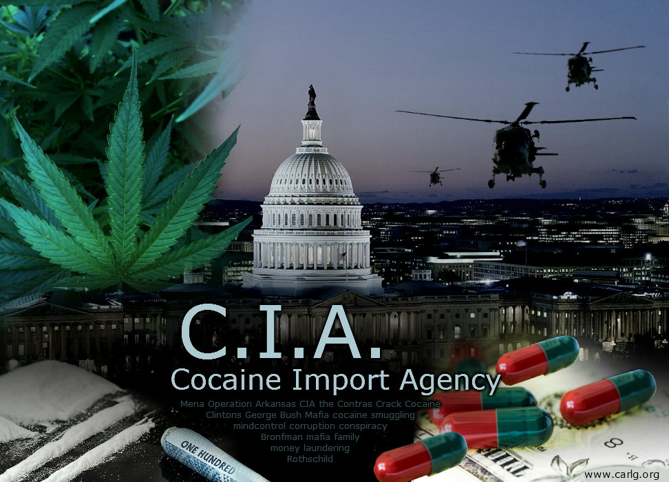 PIZZAGATE: A Special Report on the Washington, D.C. Pedophilia Scandal Cia_drugs