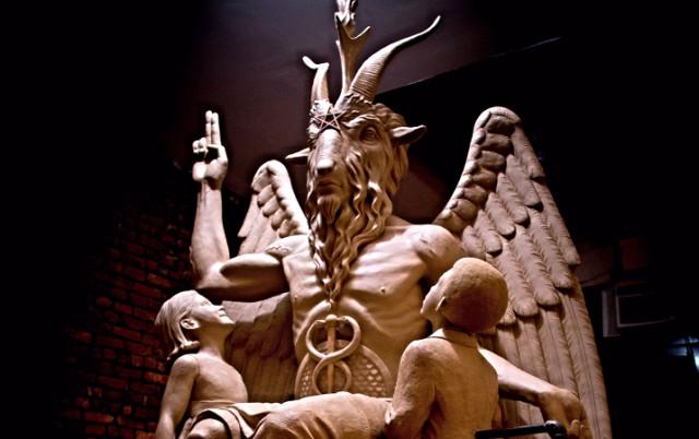 PIZZAGATE: A Special Report on the Washington, D.C. Pedophilia Scandal Satanicstatues-640x402