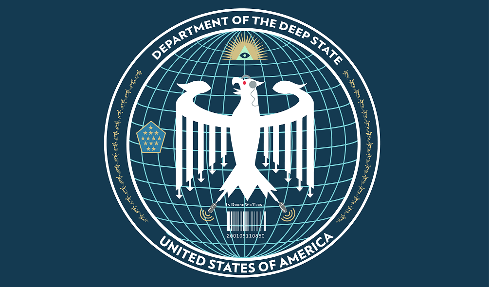 Deep State Has Been Defeated, The New World Order Has Been Halted DeepState-e13981850227221