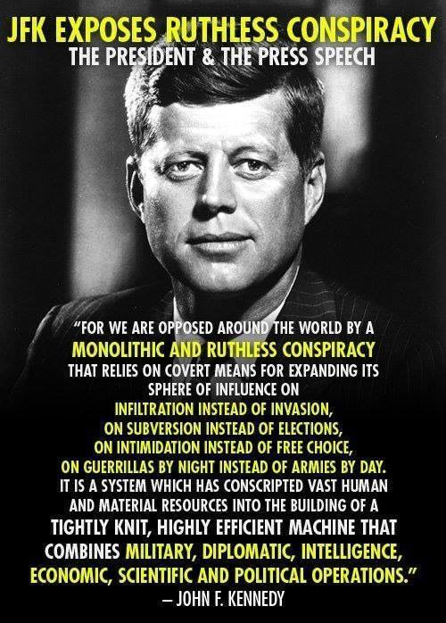 """A Monolithic and Ruthless Conspiracy"" JFK-2"