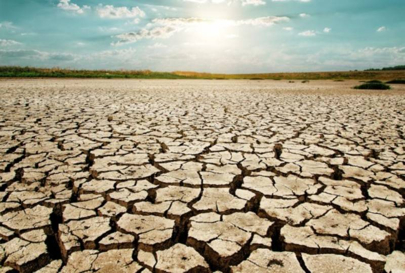 Will Governor Jerry Brown Be Arrested, Prosecuted and Imprisoned… Cracked-earth-drought