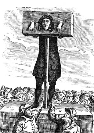Will Governor Jerry Brown Be Arrested, Prosecuted and Imprisoned… The-pillory