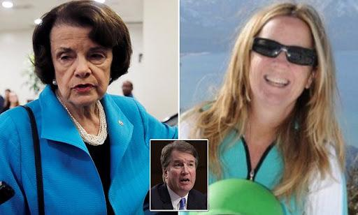Kavanaugh WILL BE CONFIRMED (Q) Despite Derailment/Smear PLOT (Yes, Plot!) - Bombshell Photo of Kavanaugh Accuser Says It All Brett-kavanaugh-how-christine-blasey-for-1