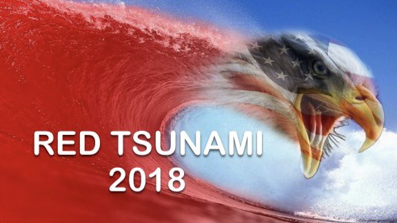 RED ALERT: Globalist Cabal Needs A Major False Flag Attack Between Now And Election Because of Red Tsunami DnoHZaoUwAAhxx-