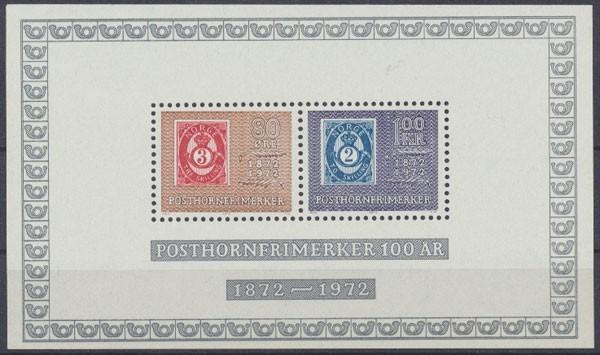Das Posthorn auf Briefmarken 301146