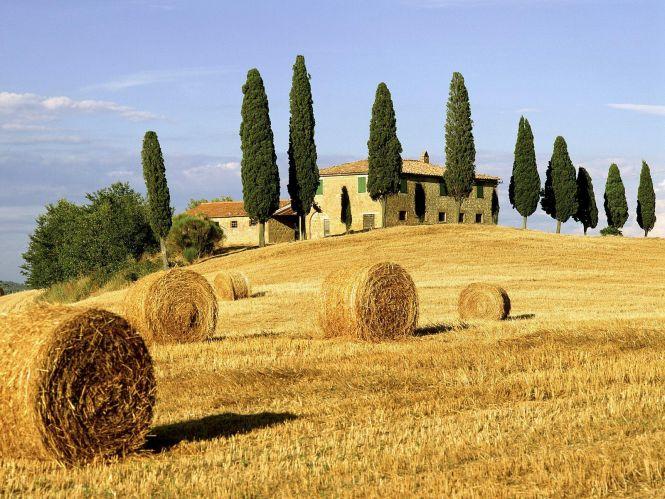 Italija Toskana