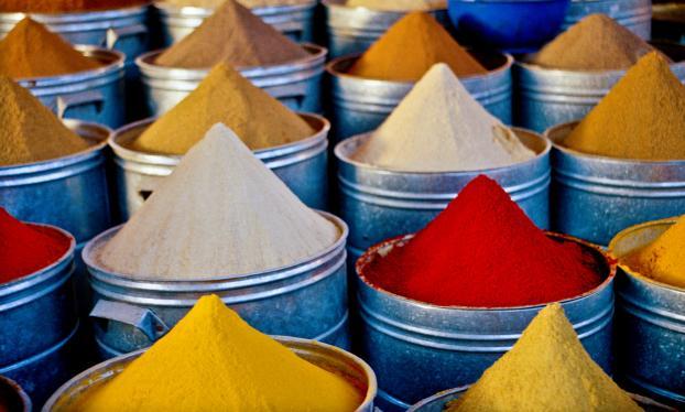 [Jeu] Association d'images - Page 17 Ingredients-maroc