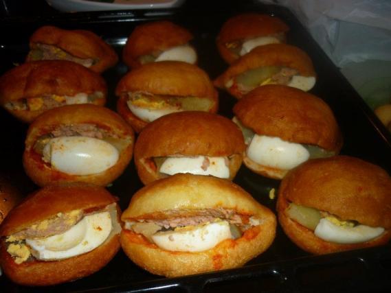 Délicieux plats exotiques faciles à faire Fricasse-tunisien