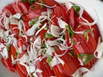 Bon Vendredi Salade-de-tomates