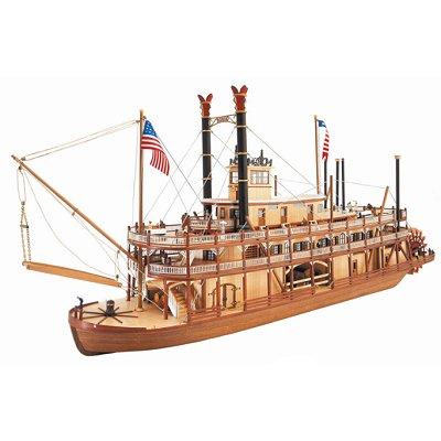Barque Jolly Boat du Bounty (Artesania Latina 1/25°) de Contrôleur - Page 2 Artesania-maquette-en-bois-mississippi.50278-1