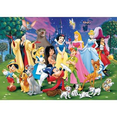 Bonjour Ravensburger-puzzle-geant-125-pieces-le-monde-magique-de-disney-.41562-1