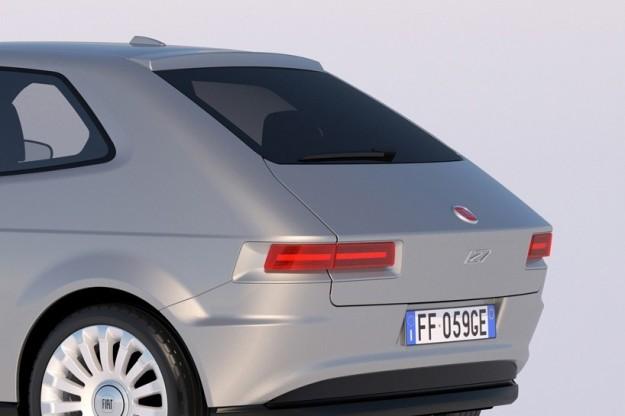 Fiat 127 nueva edición Gruppi-ottici-posteriori