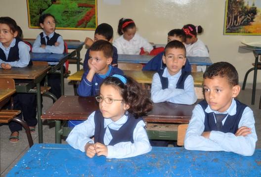 وزارة التربية الوطنية تشرع في تطبيق مناهج التعليم الابتدائي المنقحة Rep-14-09-12-08-528x358