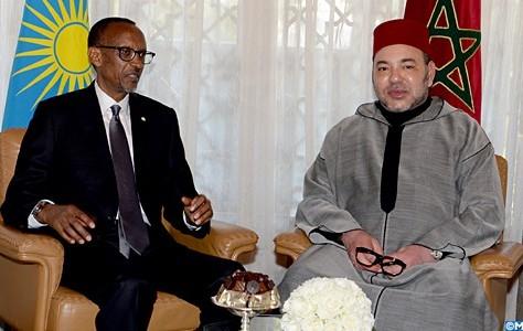 قرار شجاع..الملك يستعيد مقعد المغرب في الاتحاد الافريقي  9714217-15659203-474x300