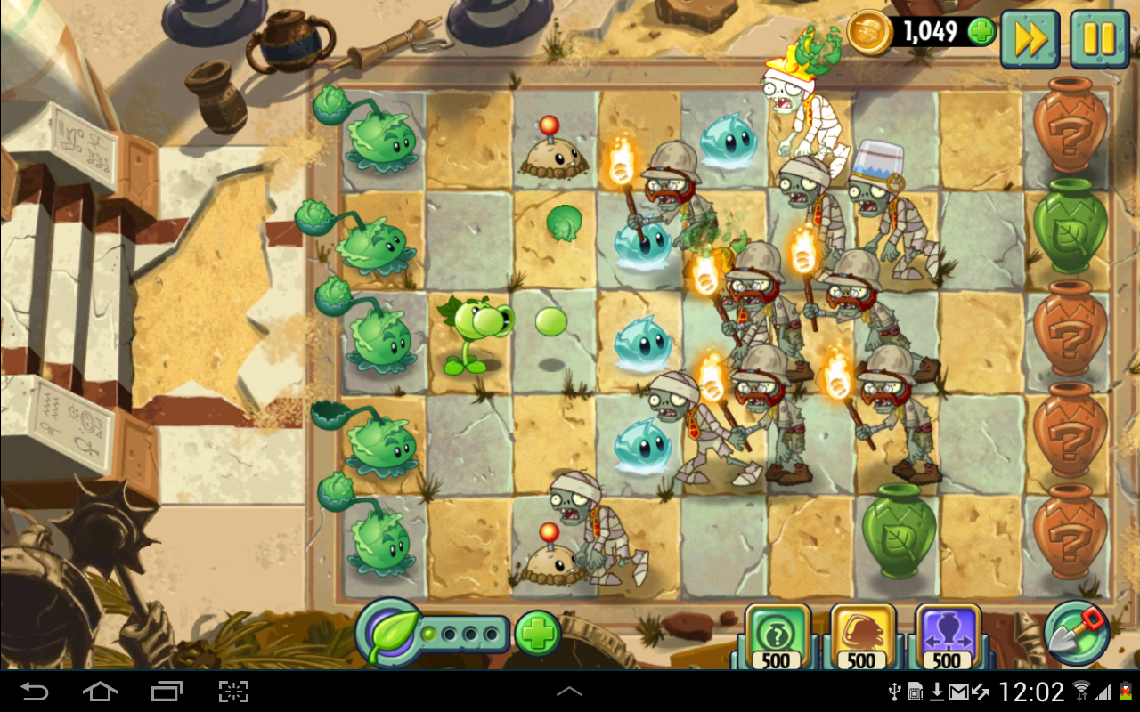 [Android] Plants vs. Zombies™ 2 Plants-vs-zombies-2_sc_4