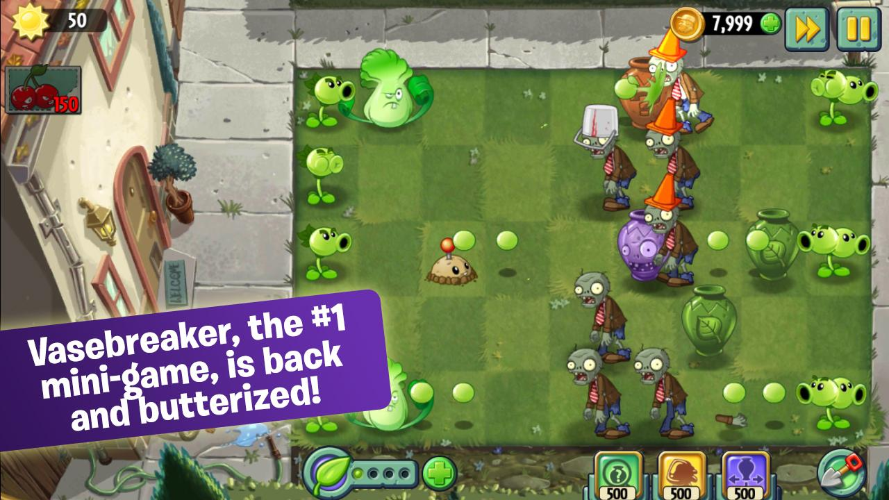 [Android] Plants vs. Zombies™ 2 Plants-vs-zombies-2_sc_5