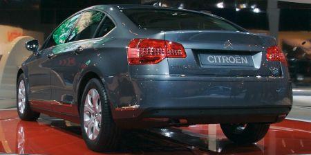 [SALON] BRUXELLES 2008 - European Motor Show Citroen%20C5%20II%2001
