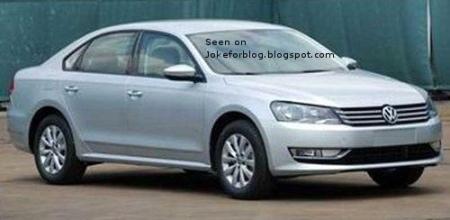 2011 - [Volkswagen] Passat US - Page 2 VW_NMS_spyshot_01