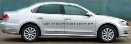2011 - [Volkswagen] Passat US - Page 2 VW_NMS_spyshot_02