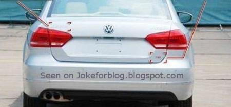 2011 - [Volkswagen] Passat US - Page 2 VW_NMS_spyshot_03