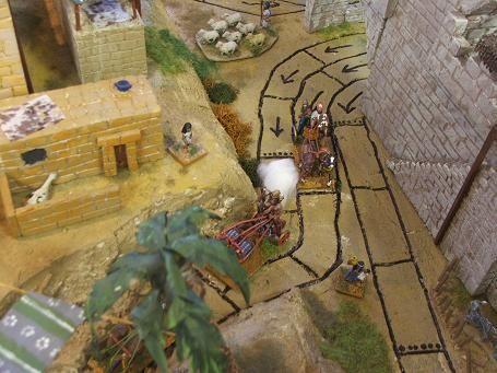 Ishtar chopper (Syrie, rives de l' Oronte. 1500 avant l' ère chrétienne) Photo_165259_3027149_201004023247338