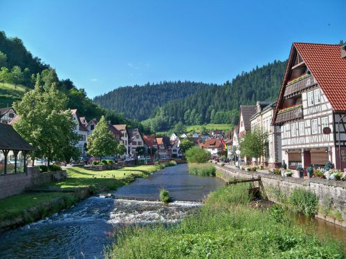 Schiltach (Allemagne) Artfichier_263507_1000369_201206240347884