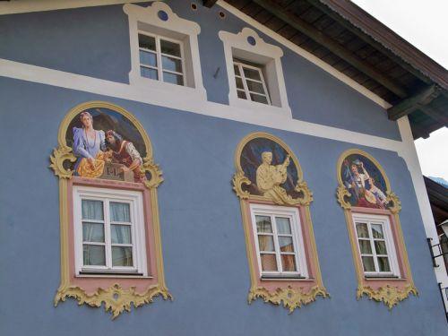 Maisons peintes en Allemagne Artfichier_263507_1288404_201210084519101
