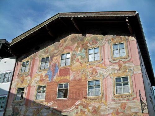 Maisons peintes en Allemagne Artfichier_263507_1288412_201210084657470