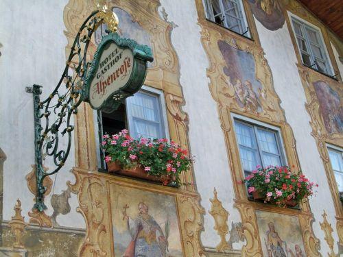 Maisons peintes en Allemagne Artfichier_263507_1288414_201210084718490