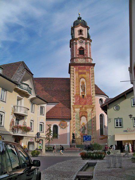 Maisons peintes en Allemagne Artfichier_263507_1288415_201210084737189