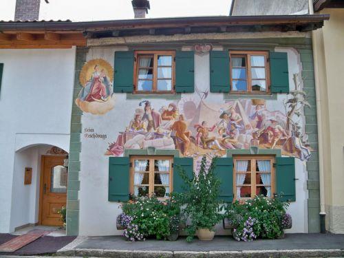 Maisons peintes en Allemagne Artfichier_263507_1288429_201210085019535
