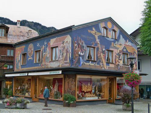 Maisons peintes en Allemagne Artfichier_263507_1288438_201210085212727