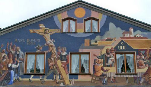 Maisons peintes en Allemagne Artfichier_263507_1288440_201210085231623